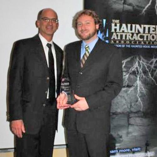 2011 President's Award: Brett Bertolino